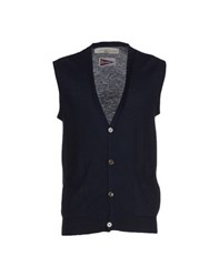 Golden Goose Knitwear Cardigans Men Dark Blue