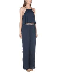 Molly Bracken Jumpsuits Dark Blue