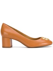 Tory Burch Embellished Pumps Nude And Neutrals