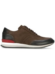 Moreschi 'Sparta' Sneakers Brown