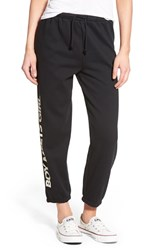 Women's Boy Meets Girl Graphic Sweatpants