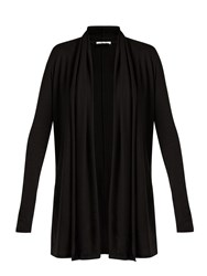The Row Knightsbridge Cardigan Black