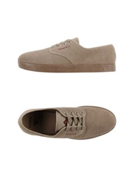 Emerica Low Tops And Trainers Khaki