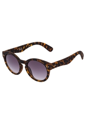 Kiomi Kabul Sunglasses Rubberized Demi Apg Smoke Mottled Brown