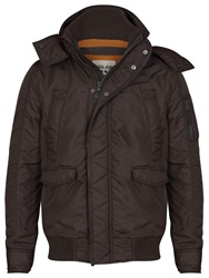 Garcia Men Jacket With Hood Grey