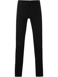 Fendi Slim Jeans Black