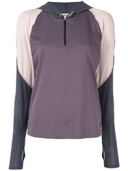 Monreal London Endurance Hoodie Multicolour