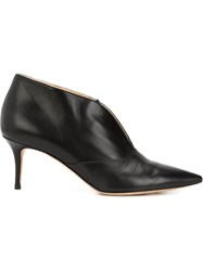 Derek Lam Pointy Toe Booties Black