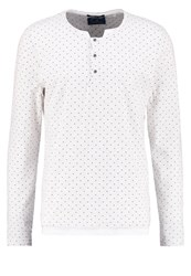 Scotch And Soda Long Sleeved Top Combo Mottled Light Grey