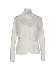 Brema Suits And Jackets Blazers Women White