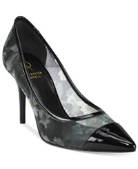 Adrianna Papell Alec Evening Pumps Women's Shoes Black