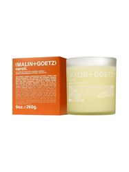 Malin Goetz Neroli Candle Nude And Neutrals