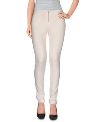 Axara Paris Trousers Casual Trousers Women White
