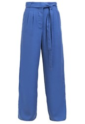 The Fifth Label Modern Love Trousers Washed Blue Blue Denim