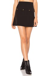 Lovers Friends X Revolve Sienna Skirt Black