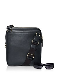Ralph Lauren Black Label Gents Calfskin Crossbody Bag