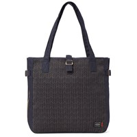 Porter Yoshida And Co. X Missoni Tote Bag Blue