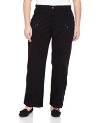 Xcvi Yosemite Wide Leg Poplin Pants Black