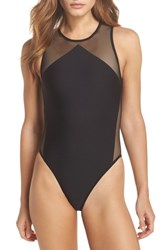 Ultracor High Tide One Piece Swimsuit Nero