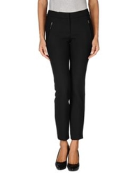 Andrea Morando Casual Pants Black