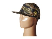 Diesel Camuny Hat Olive Green Caps Multi