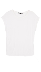 Tibi Gauzy Sleeveless Tee