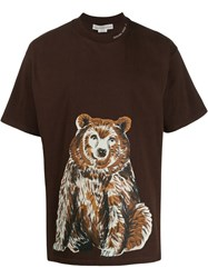 Golden Goose Bear Print T Shirt 60