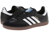 Adidas Samba Leather Black White Classic Shoes