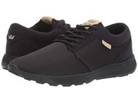 Supra Hammer Run Black Black Men's Skate Shoes