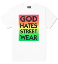 The Hundreds White God T Shirt