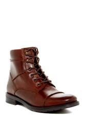 Gbx Brando Lace Up Boot Brown