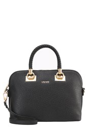 Liu Jo Anna Handbag Nero Light Gold Black