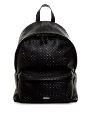 Givenchy Perforated Leather Backpack