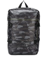 Eastpak Abstract Camouflage Print Backpack 60