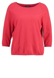 Taifun Jumper Hibiscus Red