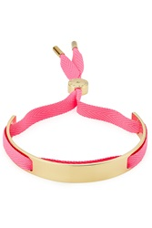 Marc By Marc Jacobs Small Ribbon Bracelet Pink