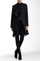 Luma Wool Blend Coat Gray