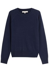 Vanessa Bruno Wool Pullover With Cashmere Blue