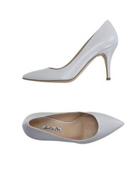 Julie Dee Footwear Courts Women White