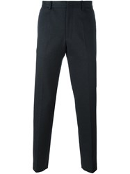 Msgm Tailored Trousers Grey