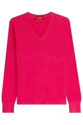 Hugo Pullover With Silk And Cashmere Gr. S