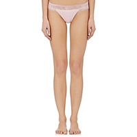 La Perla Women's Merveille Brazilian Bikini Briefs Light Pink