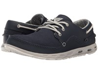 Columbia Bahama Boat Pfg Collegiate Navy White Men's Shoes