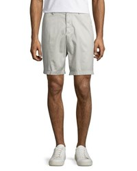 Michael Kors Long Straight Leg Relaxed Shorts Pumice