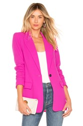 Smythe Tailored Blazer Pink