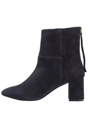 Faith Bae Boots Navy Dark Blue