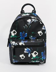 Asos Floral Backpack