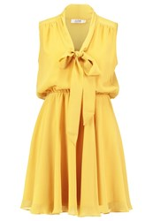 Molly Bracken Summer Dress Saffron Yellow