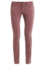 Marc O'polo Slim Fit Jeans Mauve