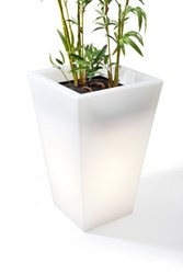Offi Hugo Pot Tall White